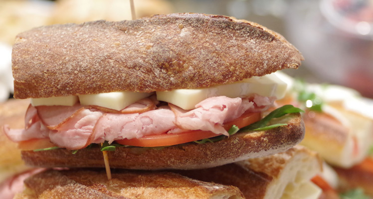 Daily Ready-Made Sandwiches